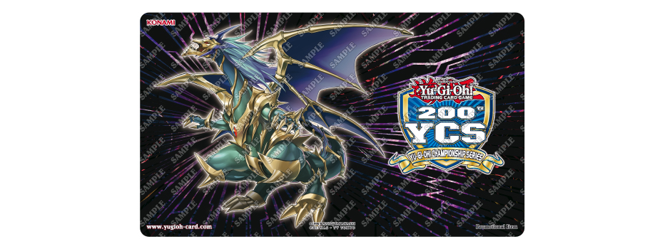The Organization   [TCG] 200th Championship Game Mats and
